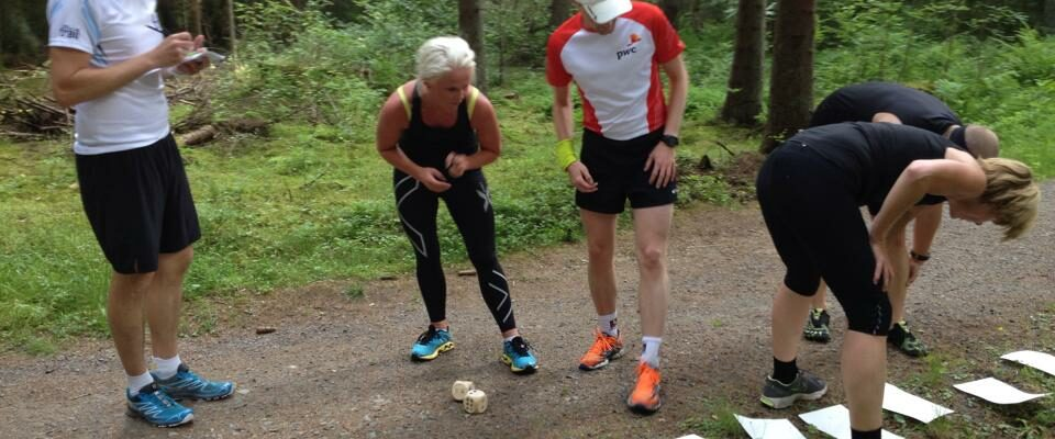 En månad med Team Nordic Trail