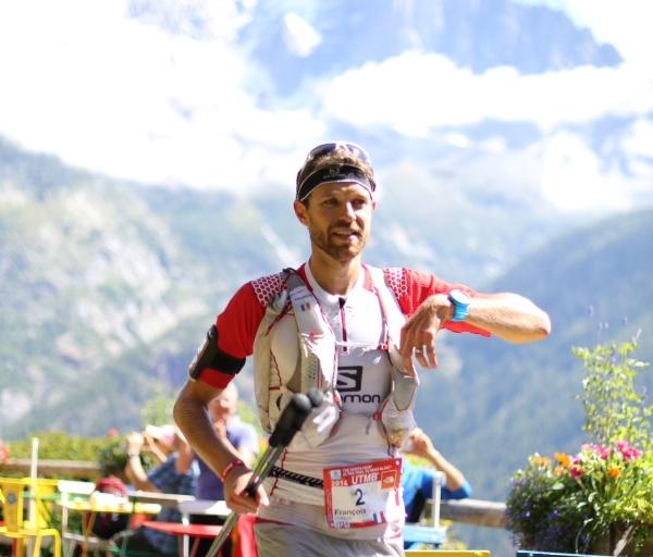 UTMB 2014 – Francois D'Haene vinner för andra gången