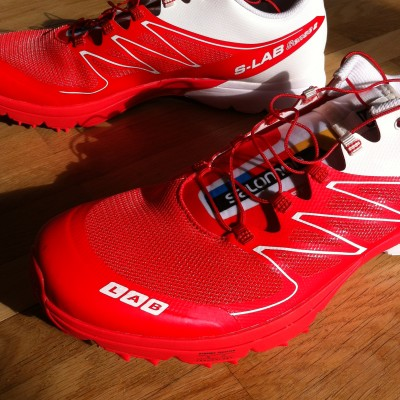 UppTech: Salomon S-Lab Sense 2 VS. Salomon Sense Pro