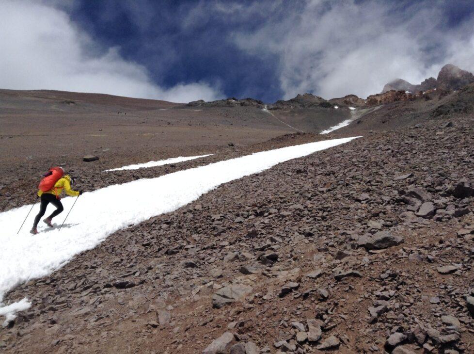 Kilian av med rekordet på Aconcagua!