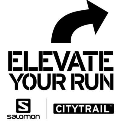 Skrik dig till en startplats i Salomon City Trail!