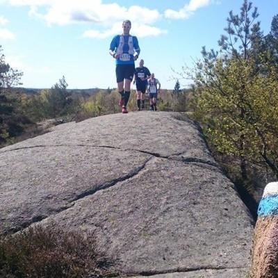 Soteleden Terrängmarathon – Lillebror för en dag