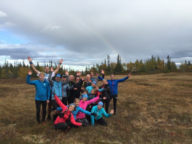 Team Nordic Trails reseutbud 2016!