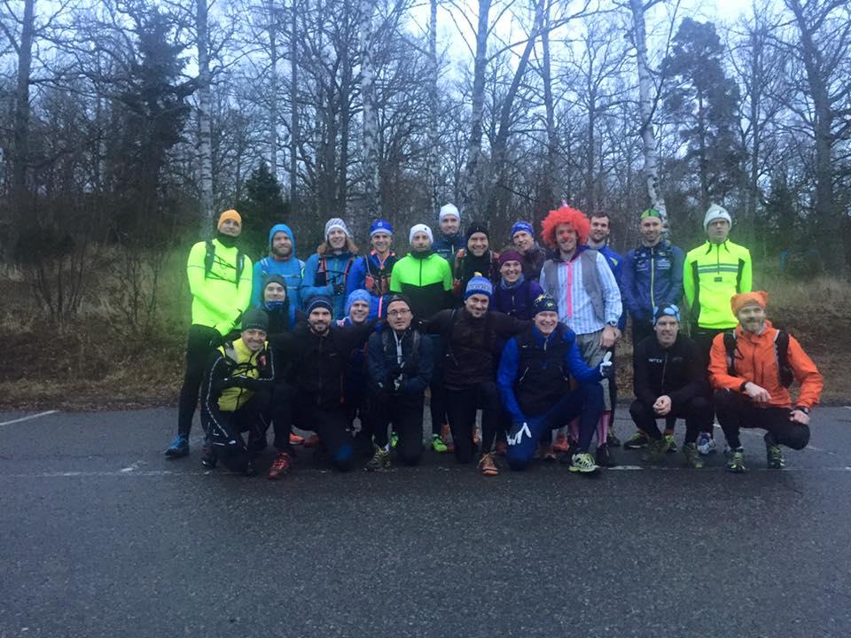 Grinchen Trail 2015
