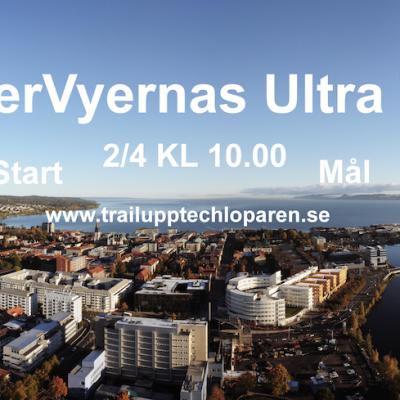 Anmälan till VätterVyernas Ultra Trail