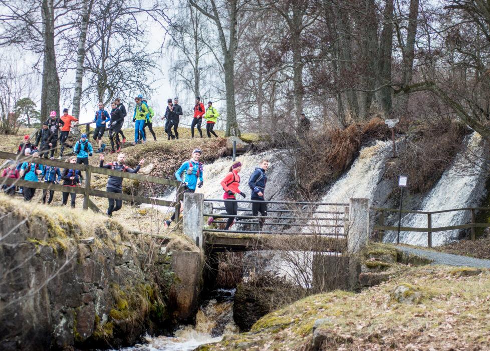 VätterVyernas Ultra Trail 2017 – Ny distans och nytt deltagarrekord